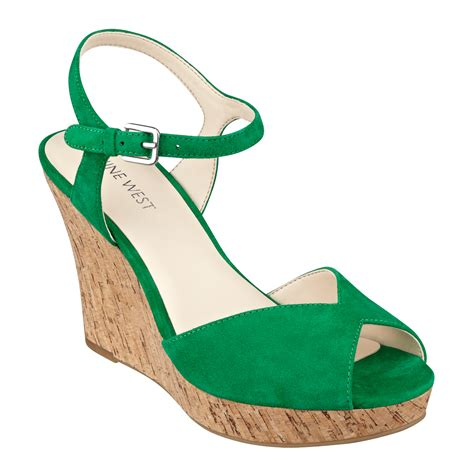 green wedge sandals october 2016 quheele part 2