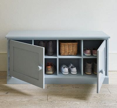 shoe storage bench with doors 1000 ideas about bench with shoe storage on pinterest