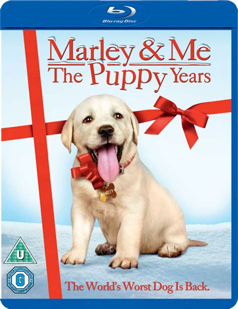 marley and me the puppy years marley and me 2 the puppy years new sealed ebay