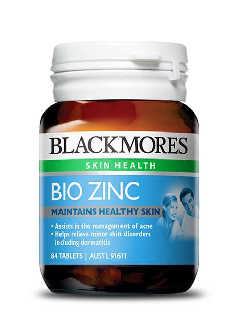 Zinc Vitamin Buat Rambut Rontok blackmores bio zinc blackmores