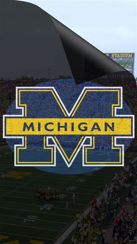 mi mobile themes download michigan wolverines iphone 5 wallpaper 640x1136