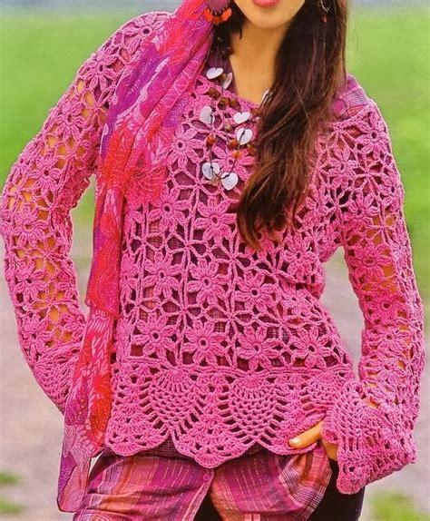 crochet pattern ladies jumper crochet sweaters crochet women s sweater beautiful