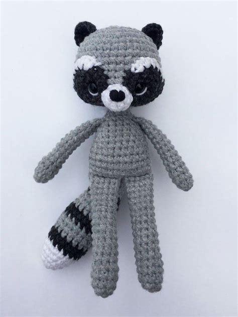 amigurumi raccoon pattern free 901 best crochet amigurumi images on pinterest