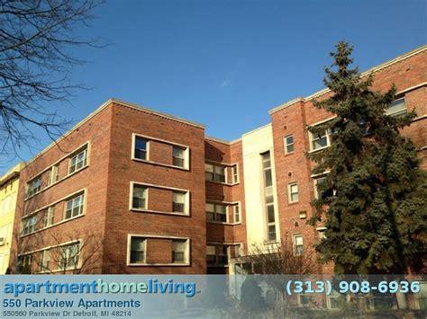 parkview appartments 550 parkview apartments detroit apartments for rent