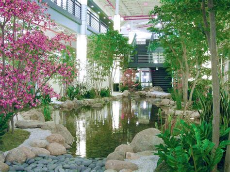indoor landscaping 17 best images about interior landscapes on pinterest artificial plants interiors and rainforests