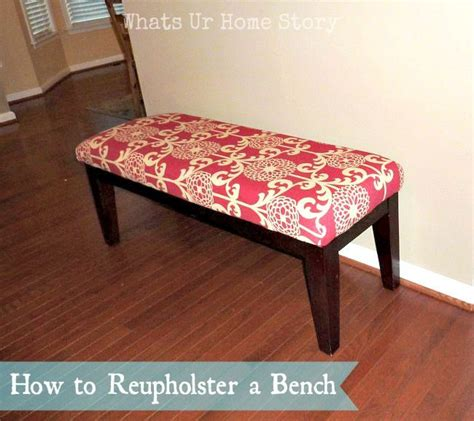 How To Reupholster A Piano Stool by 18 Best Images About Chair Renovation Project On