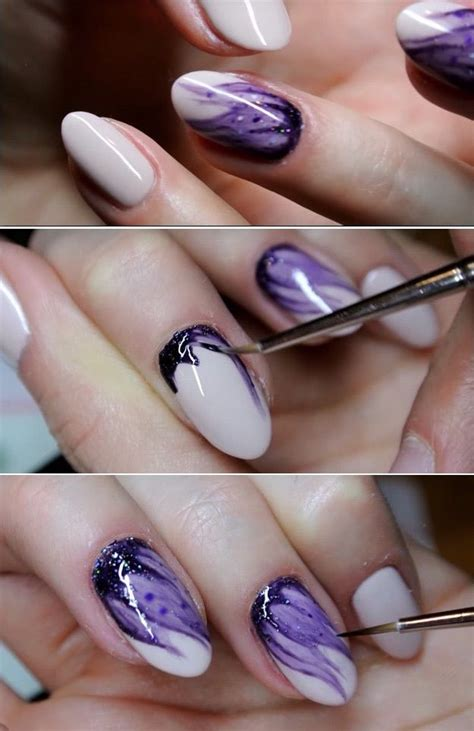 Nail Ideas For Beginners 25 best ideas about hair and nails on black
