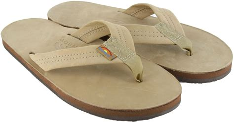 with rainbow sandals rainbow sandals premier leather single layer sandals