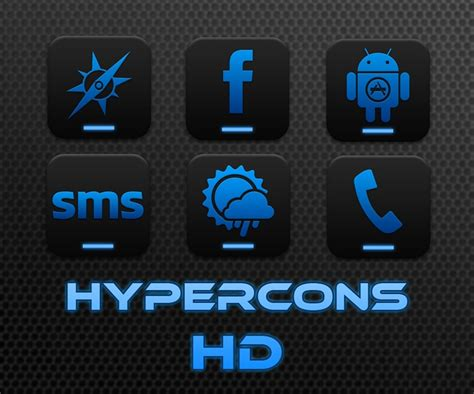 icon packs for android 30 high quality and free android icon sets