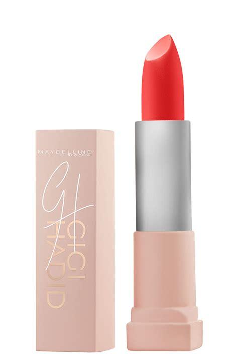 Maybelline Matte Lipstick gigi hadid matte lipsticks east coast glam maybelline