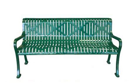 leisure craft benches commercial leisure craft roll formed diamond outdoor