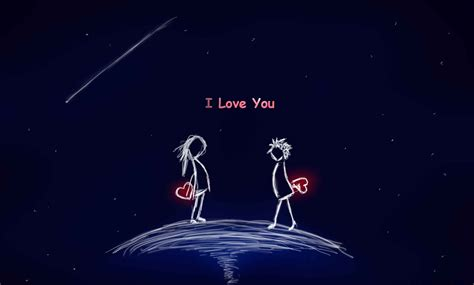 love couple hd wallpaper for android i love you cartoon couple wallpaper download hd i love
