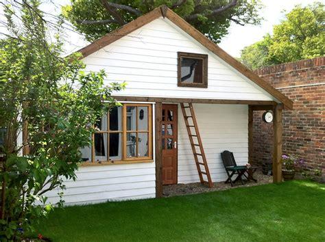 custom  garden buildings built   garden
