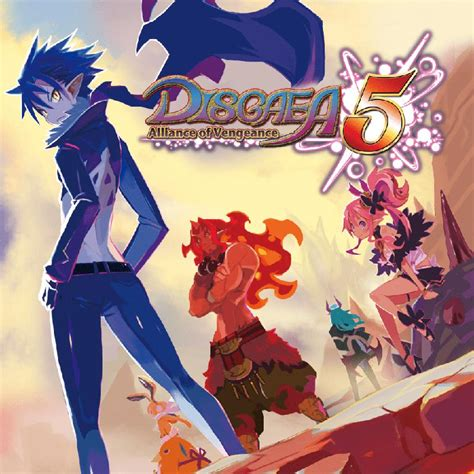 Ps4 Disgaea 5 Alliance Of Vengeance R3 Reg 3 Promo Bh disgaea 5 alliance of vengeance for playstation 4 2015 ad blurbs mobygames