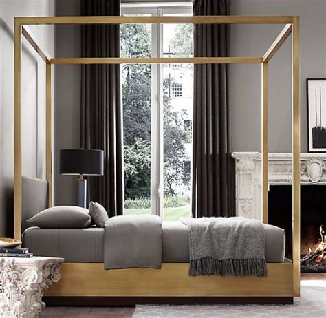 bedroom zenlike master bedroom featuring darkfinished canopy bed sets plus gray canopy bed in 94 master bedroom design ideas canopy bed contemporary