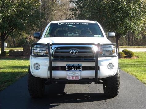 Brush Guard For Toyota Tacoma Wts Westin Brushguard Tacoma World