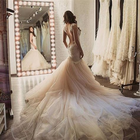 Wedding Dress Pictures on Instagram   POPSUGAR Fashion