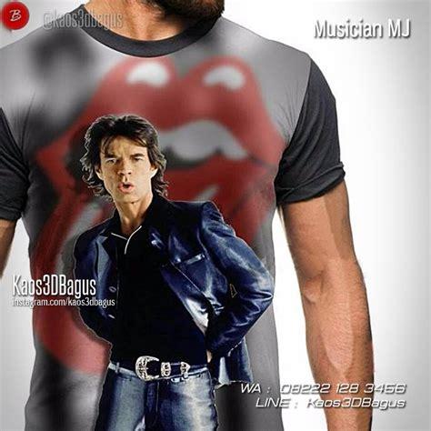 Kaos Rolling Stones kaos the rolling stones kaos mick jagger kaos rock n