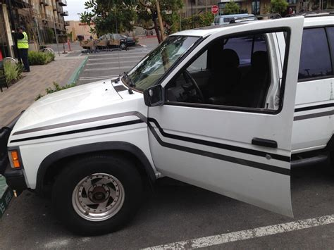 automotive air conditioning repair 1992 nissan pathfinder engine control 1991 nissan pathfinder se v6 auto 4x4 ca vehicle classic nissan pathfinder 1991 for sale