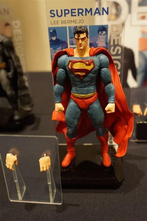 Superman Bermejo Dc Comics Figure sdcc 2015 dc collectibles comic vine