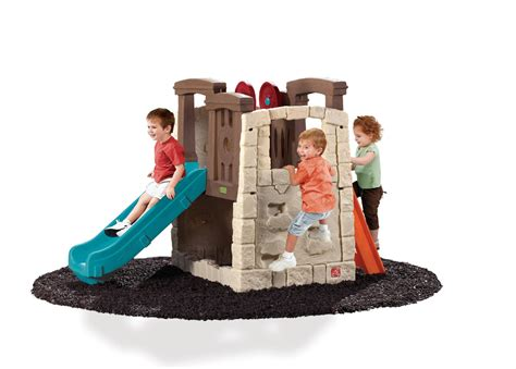 toddler backyard playsets step 2 naturally playful woodland climber toys games