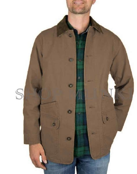 Jacket Anak N 1 orvis classic collection s canvas quilted barn jacket ebay