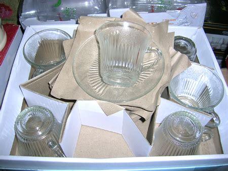 Set Tatakan Piring gelas tatakan set