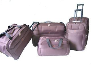 Lv 4030 Set luggage trolley suitcase travel bag briefcase