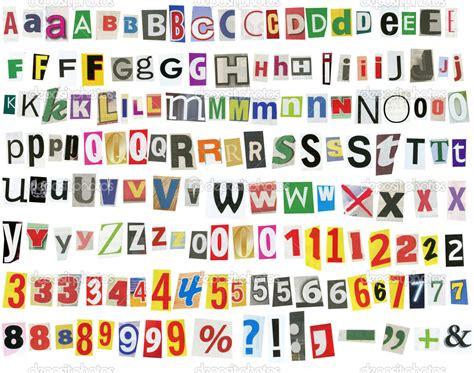 printable magazine letters free 10 magazine cut out letters font images magazine letters
