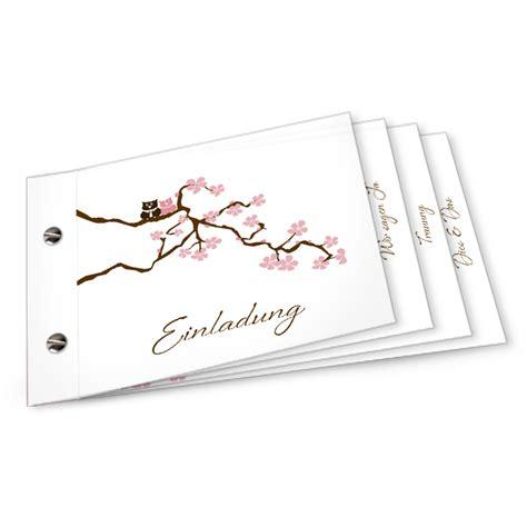 Hochzeitseinladung Booklet by Hochzeitseinladung Booklet Alisar Und Damian Weiss