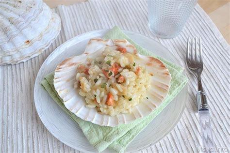 come cucinare capesante 187 risotto con capesante ricetta risotto con capesante di