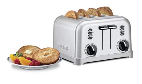 Four Toast Toaster Cpt 180 Toasters Products Cuisinart