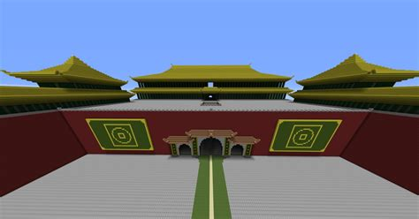 Home Decorating Rules The Earth Kingdom Palace Minecraft Project