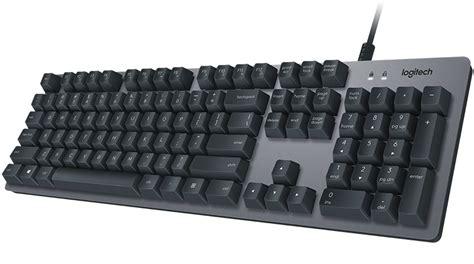 Keyboard Logitech Mechanical logitech k840 mechanical keyboard wired aluminum en us