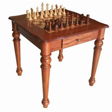 chess table amazon amazon com wood game table with storage for pieces