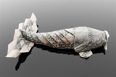 5 Dollar Bill Origami - craig folds five dollar origami thecoolist the modern