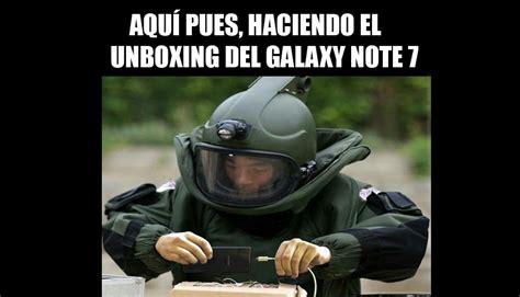 Galaxy Note Meme - samsung galaxy note 7 divertidos memes se burlan del