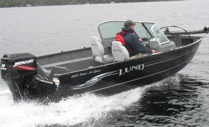 lund boats 1825 rebel xl 2010 lund 1825 rebel xl sport tested reviewed on us boat