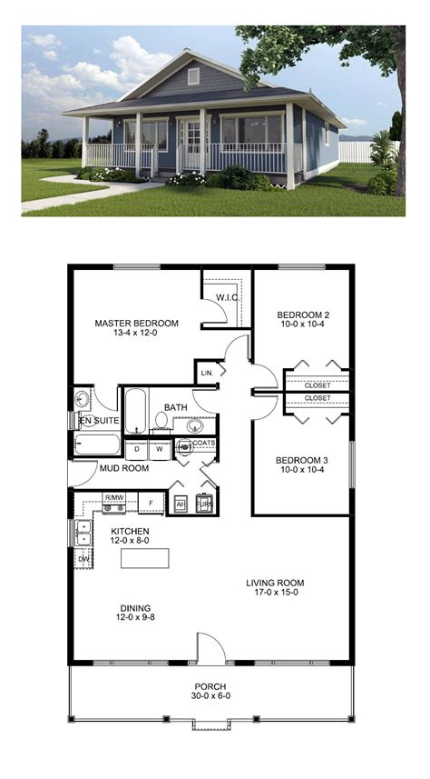 small house plans that live house plan chp 46185 floor plans house