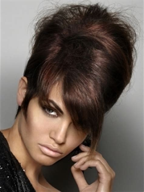 bed head hairstyle bedhead updo hair styles