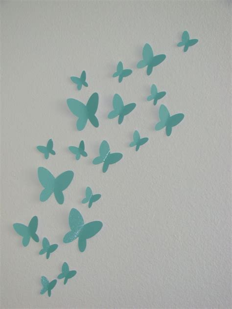 Butterflies Wall Decor by Unavailable Listing On Etsy
