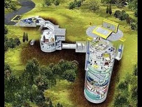Earth Shelter Underground Floor Plans by Luxurious Underground Bomb Nuke Shelters For The World S