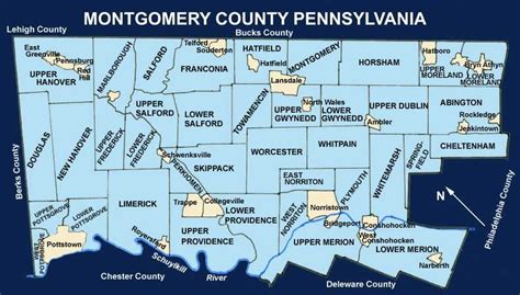 Montgomery County Pa Property Tax Records Montgomery County Pa Official Website Market Statistics