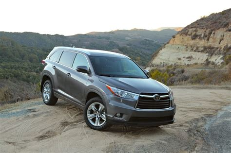Toyota Ratings 2014 Toyota Highlander Review