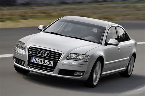 Audi A8 3 2 Fsi by Audi A8 3 2 Fsi Quattro D3 2007 Parts Specs