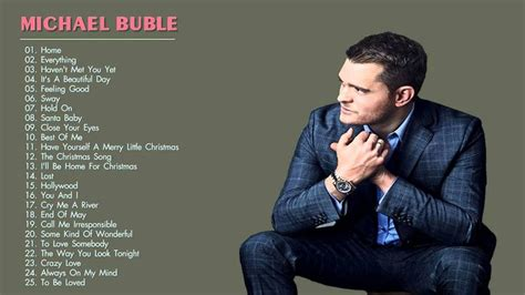 michael buble swing songs 25 best ideas about michael buble greatest hits on pinterest