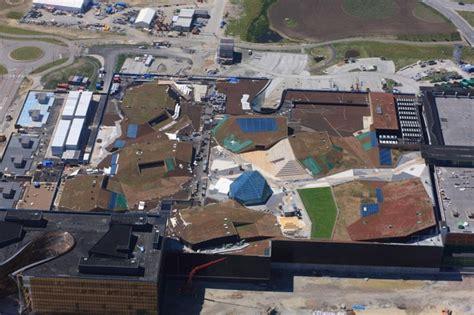 design center malmo emporia malmo sweden green roofs pinterest sweden