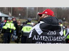Christopher Barron: Nothing will solidify support for the ... 2nd Amendment Rights