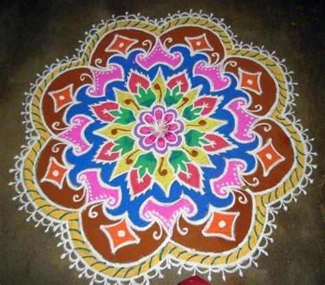 pattern of rangoli art rangoli designs and patterns a beautiful folk art of