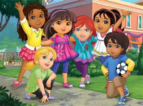 kate and friends dora doll newhairstylesformen2014 com nick jr dora and friends into the city